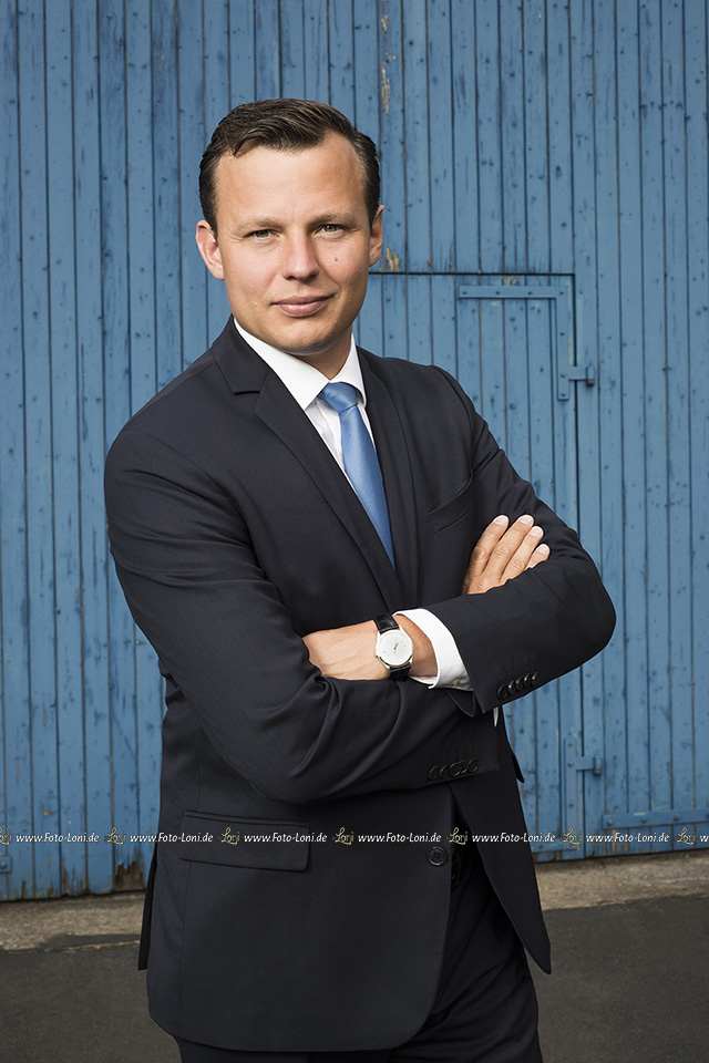 Business Portrait in Aschaffenburg