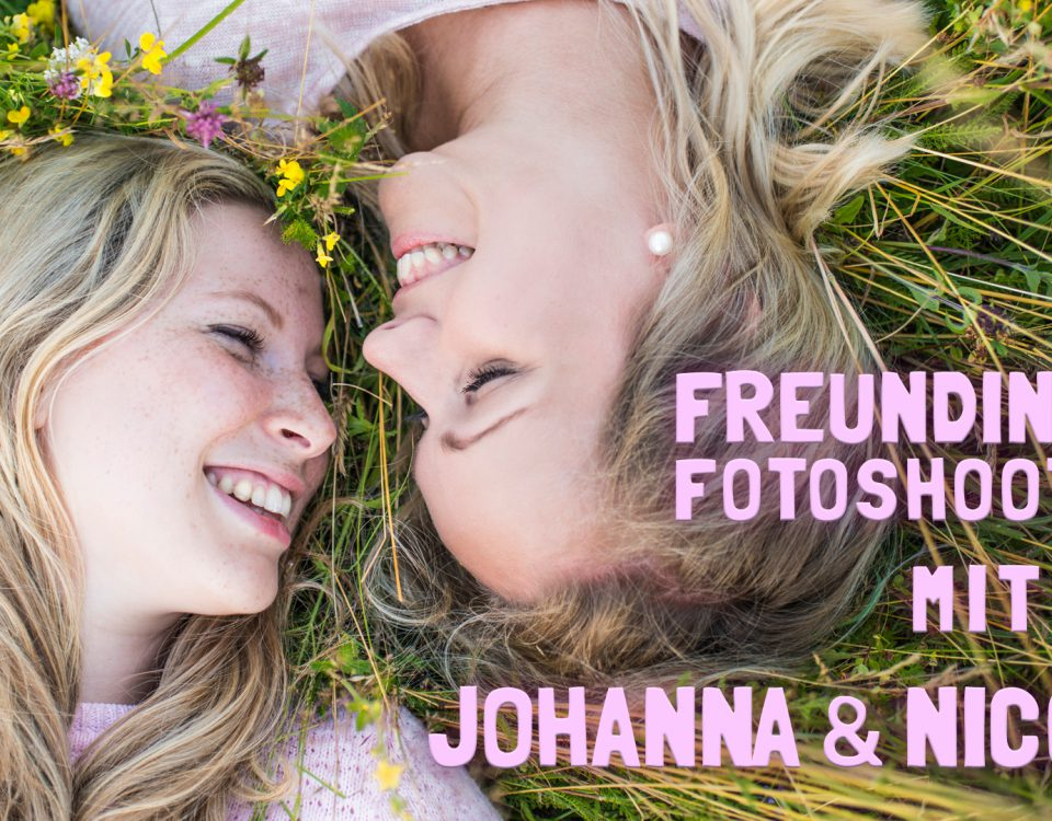 Freundinnen Shooting in Aschaffenburg